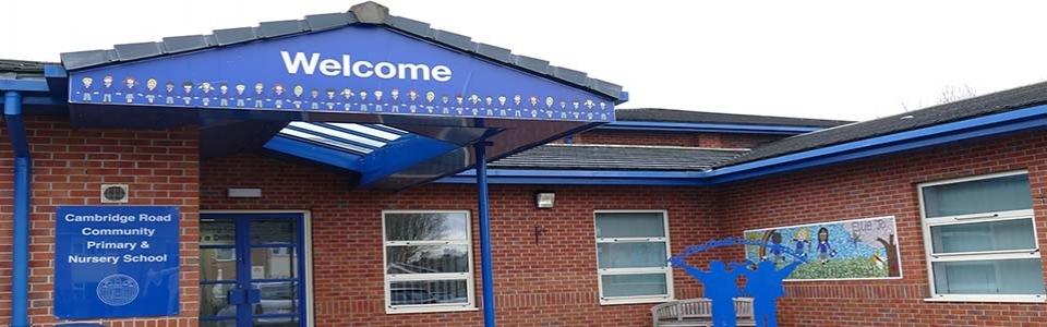 Cambridge Road Community Primary And Nursery School   Cambridge Road, Ellesmere Port CH65 4AQ   +44 151 355 1735